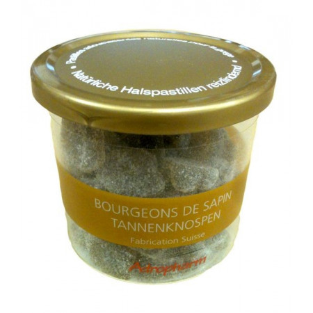 ADROPHARM bourgeons sapin pastilles adouciss 140 g
