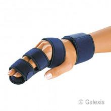 BORT DIGISOFT attelle doigts +22cm Gr3 bleu