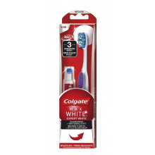 COLGATE Max White Expert White Brosse à dent Medium + stylo blancheur