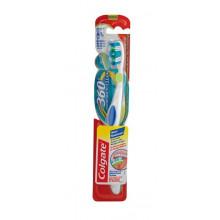 COLGATE 360° brosse dents medium inc brosse langue