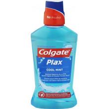 COLGATE PLAX total rinçage dentaire Cool Mint 500 ml