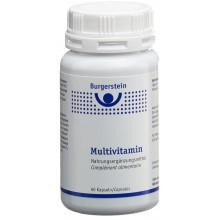 BURGERSTEIN Multivitamin caps 60 pce
