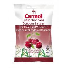 CARMOL Bonbons à sucer cerise 75 g