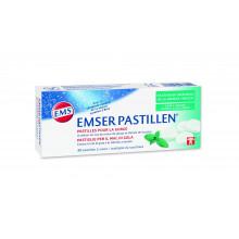 EMSER® pastilles fraîcheur menthol sans sucre 30 pcs
