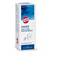 EMSER spray bucco-pharyngé fl 20 ml