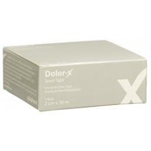 DOLOR-X Sport Tape 2cm x 10m blanc