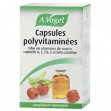 VOGEL capsules polyvitaminées 60 pce