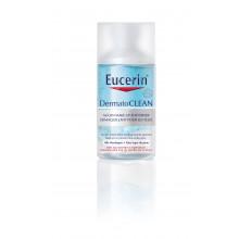 EUCERIN Dermatoclean démaquillant pour yeux 125 ml
