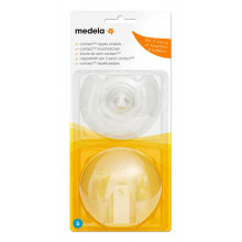 MEDELA CONTACT bouts seins S 16mm