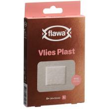 FLAWA vlies plast L 10x7.5cm 8 pce