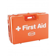 FLAWA coffret de premiers secours midi orange