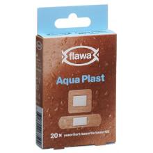 FLAWA AQUA PLAST pans rapid transp ass 20 pce