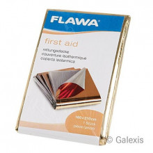 FLAWA couverture sauvetage 160x210cm