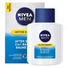 NIVEA MEN Active Energy After Shave 2en1 baume 100 ml