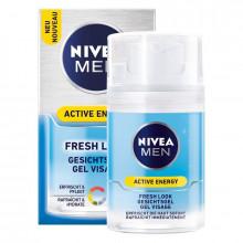 NIVEA MEN Active Energy Fresh Look Gel Visage 50 ml
