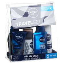 NIVEA Minisize Travelset men 2018