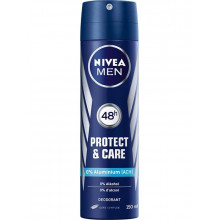 NIVEA Male déo aéros Protect & Care spr 150 ml