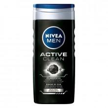NIVEA MEN douche de soin Active Clean 250 ml