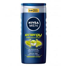 NIVEA douche de soin energy men 250 ml
