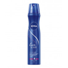 NIVEA Hair Care Spray coiffant Care & Hold 250 ml