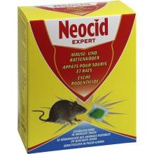 NEOCID EXPERT appât souris et rats 25 x 10 g