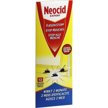 NEOCID EXPERT stop mouches bandes 12 pce
