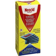 NEOCID EXPERT plaquettes moustiques 30 pce