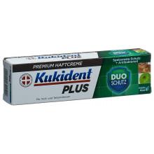 KUKIDENT crème super adhésive duo protection 40 g