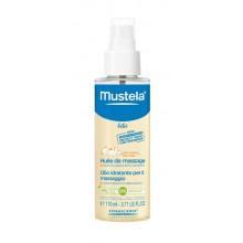 MUSTELA BB Huile de Massage Spray 110 ml