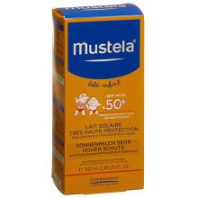 MUSTELA Solaire Lait SPF50+ 100 ml