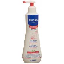 MUSTELA Gel lavant apaisant sans parfum pour peau très sensible 300 ml