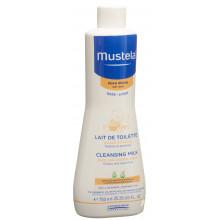 MUSTELA Lait de toilette peau sèche 750 ml