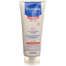 MUSTELA Lait hydratant apaisant sans parfum pour peau très sensible 200 ml