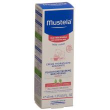 MUSTELA Crème hydratante apaisante sans parfum pour peau très sensible 40 ml