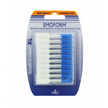 EMOFORM brush'n clean XL 50 pce