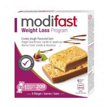 MODIFAST programme barre vanille-noisette 6x31g
