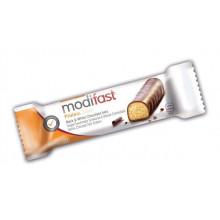 MODIFAST protein snack barre noir+blanc chocolat 31g
