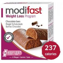 MODIFAST programme barre chocolat, 6x31g