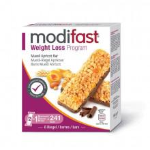 MODIFAST programme barre céréale/abricot 6x31g