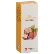 AROMASAN huile végétale de noisette bio 50 ml