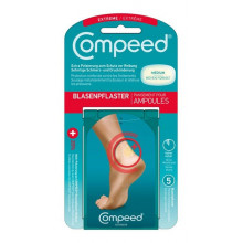 COMPEED pansement ampoules extreme 5 pce