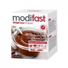 MODIFAST programme crème chocolat, 8x55g