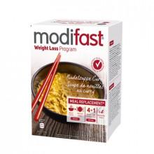 MODIFAST programme soupe de nouilles au curry 4x55g