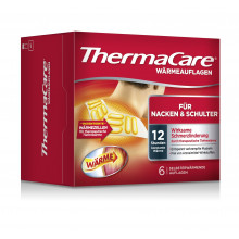 THERMACARE compresses cou épaules bras 4 pce