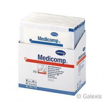 MEDICOMP compr vlies 5x5cm stérile 25 sach 2 pce