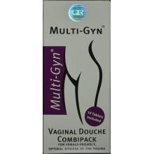 MULTI-GYN Douche Vaginale + Comprimés Effervescents Combipack