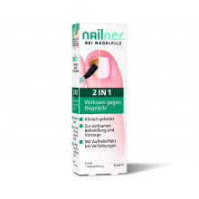 NAILNER solution contre mycoses des ongles 2 en 1 5ml