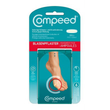 COMPEED pansement ampoules small 6 pce
