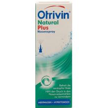 OTRIVIN Natural Plus spray 20 ml