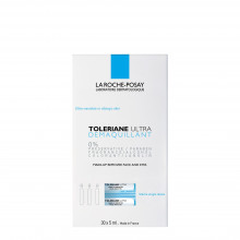 LA ROCHE POSAY TOLERIANE Ultra Démaquillant - Monodoses pour peau intolérante ou réactive 30 x 5 ml